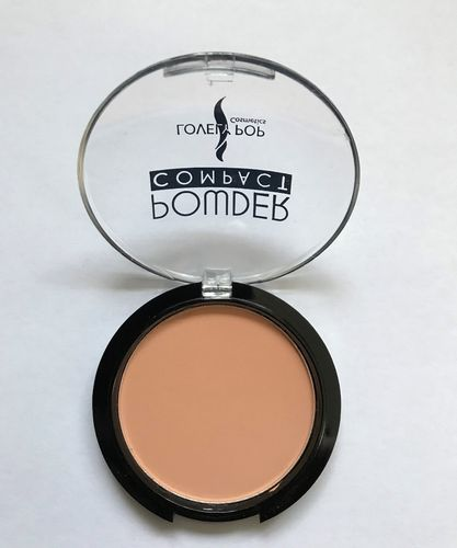 Lovely Pop Cosmetics Compact poeder 04 beige - donkere tint - lichte huid