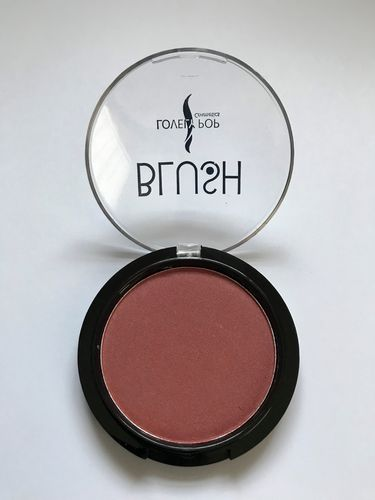 Lovely Pop Cosmetics Blush 02 rood/bruine tint