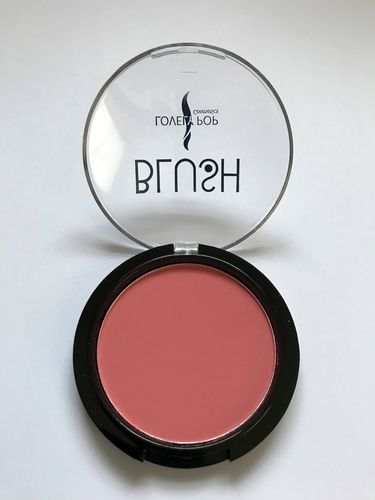 Lovely Pop Cosmetics Blush 03 roze tint