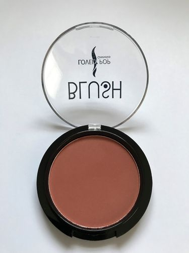 Lovely Pop Cosmetics Blush 04 bruine tint