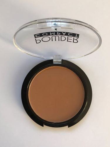 Lovely Pop Cosmetics Compact poeder 07 caramel - medium tint - getinte huid